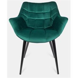 כורסא מעוצבת מבית TUDO DESIGN דגם יולי במגוון צבעים לבחירה