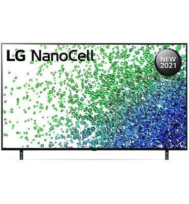 טלוויזיית 65 אינץ' LED חכמה Smart TV ברזולוציית 4K Ultra HD ופאנל IPS בטכנולוגיית Nano Cell לתמונה עוצרת נשימה LG דגם 65NANO80VPA