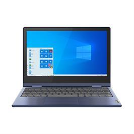 """מחשב נייד עם מסך מגע 11.6"""" 4GB 256GB SSD מעבד Intel Pentium N5030 תוצרת Lenovo דגם 82B20025IV"""
