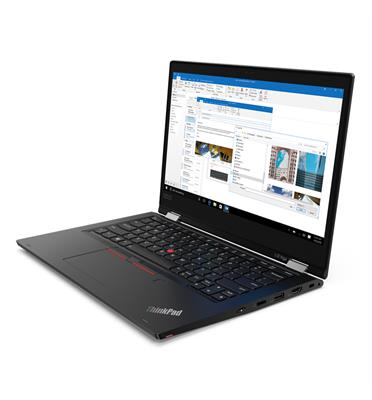 """מחשב נייד עם מסך מגע 13.3"""" + עט, 8GB 256GB SSD מעבד i5 תוצרת Lenovo Thinkpad YOGA דגם TPL13Y-1N-W10"""