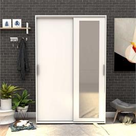 ארון עם דלתות הזזה ומראה מבית HOMAX דגם פול RT620