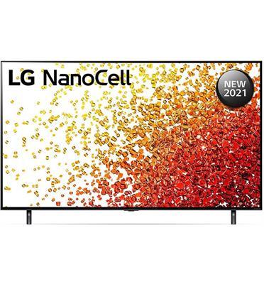 טלוויזיית 86 אינץ' LED חכמה Smart TV ברזולוציית 4K Ultra HD ופאנל IPS בטכנולוגיית NanoCell עם תאורת LED מלאה, לתמונה עוצרת נשימה LG דגם 86NANO90VPA