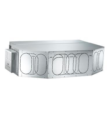 מזגן מיני מרכזי 45,000BTU תלת פאזי תוצרת TADIRAN דגם WAVE 50/3 AIR CARE