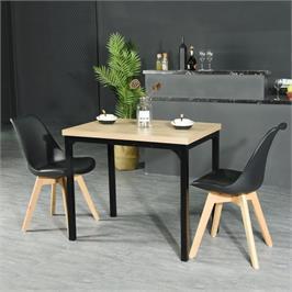 שולחן אוכל נפתח מבית Homax דגם מארלו