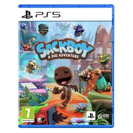 משחק Sackboy: A Big Adventure PS5