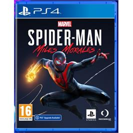Spider-Man Miles Morales PS4