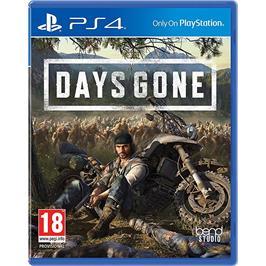 משחקי Days Gone PS4 + Spider Man PS4