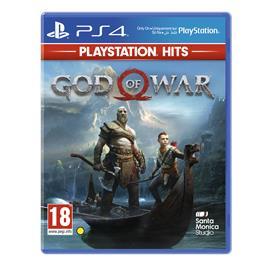 משחקי God of War HITS PS4 + Uncharted 4: A Thief's End HITS PS4