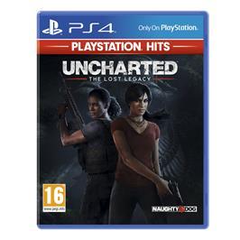 משחקי GT Sport HITS PS4 + Uncharted: The Lost Legacy HITS PS4