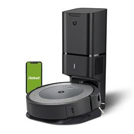 שואב אבק הרובוטי עם מערכת השלכת הלכלוך האוטומטית מבית iRobot דגם + Roomba i3