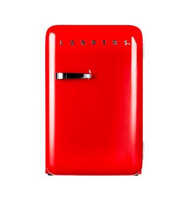 מקרר רטרו 70 ליטר תוצרת LANDERS דגם LA70R