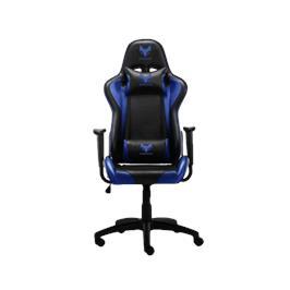 מושב גיימינג מקצועי GT ZONE מבית SPARKFOX דגם GC60ST בצבע שחור כחול