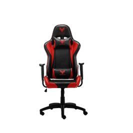 מושב גיימינג מקצועי GT ZONE מבית SPARKFOX דגם GC60ST בצבע שחור אדום