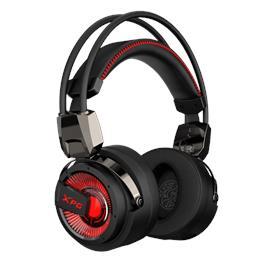אוזניות XPG PRECOG dual-driver pro-gaming headse