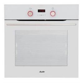 """תנור אפיה בנוי פירוליטי 60 ס""""מ 10 תוכניות גימור לבן תוצרת SAUTER דגם CUISINE 3900WP מעודפים!"""