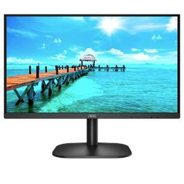 """מסך מחשב 21.5"""" LED בעל HDMI+VGA+SP מבית AOC דגם 22B2AM"""