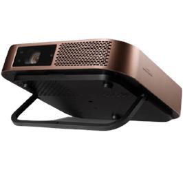 מקרן לד אלגנטי ViewSonic יוקרתי בעל איכות שמע יוצא מן הכלל, תמיכה ב WIFI דגם M2 Full HD