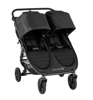 עגלת תאומים סיטי מיני ג'י טי 2 - City Mini® GT2 Double