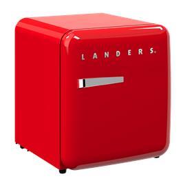 מקרר רטרו 46 ליטר תוצרת LANDERS דגם LA46R