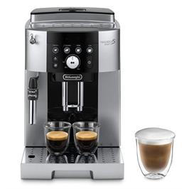 מכונת קפה אוטומטית הכנת 2 כוסות אספרסו בלחיצת כפתור תוצרת Delonghi דגם ECAM250.23.SB