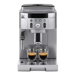 מכונת קפה אוטומטית הכנת 2 כוסות אספרסו בלחיצת כפתור תוצרת Delonghi דגם ECAM250.31.SB