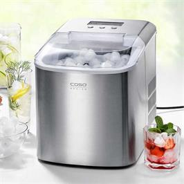 מכונת קרח ביתית שולחנית דגם Caso IceChef Pro גרמנית!