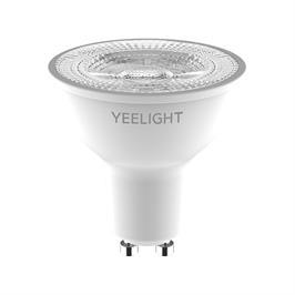 נורת ספוט חכמה לבנה תוצרת Yeelight דגם GU10 Smart Bulb W1 dimmable