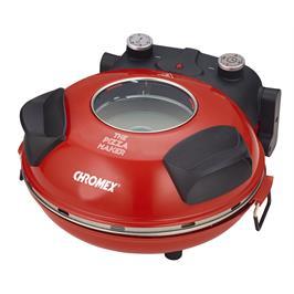 תנור להכנת פיצות מאפים פוקאצ'ות, ועוד...תוצרת CHROMEX דגם CH-377