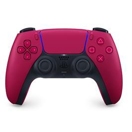 בקר DualSense ל-PlayStation 5 מבית SONY בצבע אדום- מלאי מוגבל!