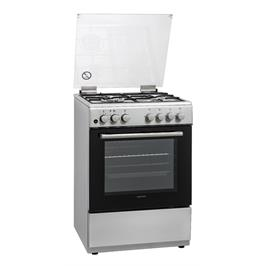 תנור אפייה משולב גז 6 תוכניות תוצרת LENCO דגם LFS-6099IXT
