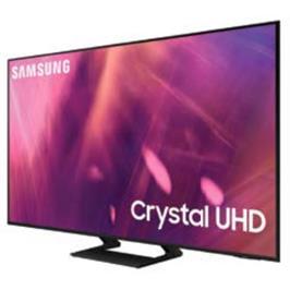 טלוויזיה 50 עיצוב דק ויוקרתי Air Slim בגימור שחור פחם תוצרת SAMSUNG דגם UE50AU9000