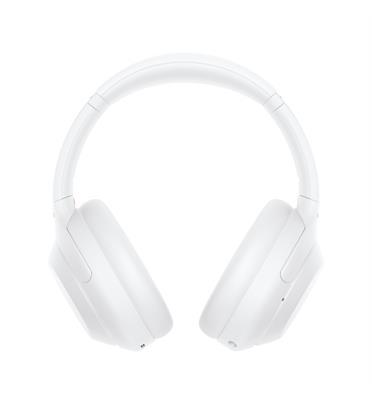 חדש ו-LIMITED EDITION! אוזניות פרימיום מבטלות רעש תוצרת סוני דגם WH-1000XM4 לבן