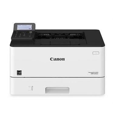 מדפסת לייזר אלחוטית שחור לבן רשתית עם וויי פיי ודופלקס  Canon i-SENSYS LBP223DW