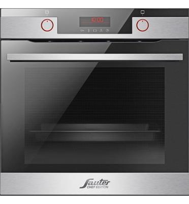 תנור בנוי קטליטי מסדרת SAUTER CHEF EDITION סדרת הפרמיום החדשה דגם CUISINE 7500IX