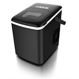 """מכונת קרח ביתית קיבולת להכנת קרח 12 ק""""ג / 24 שעות תוצרת SAUTER דגם IM1800B"""