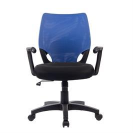 כסא מחשב ארגונומי בעל גב רשת מבית Mobel דגם Rotem