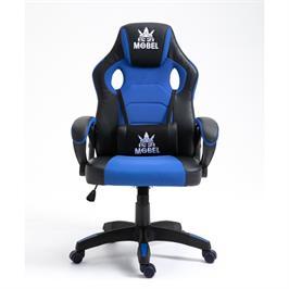 כיסא גיימינג מפואר בעיצוב ייחודי ותמיכה מושלמת בגב Mobel דגם Hero