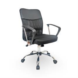כסא עבודה ארגונומי עם גב רשת מהודר ואיכותי מבית Mobel דגם Ariel