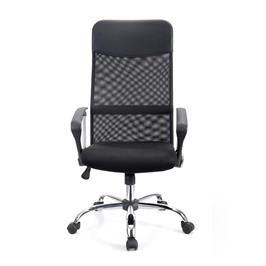 כסא מנהלים ארגונומי עם גב גבוה Mobel דגם Mesh Pro