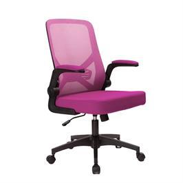 כסא גב ארגונומי מתקפל מבית Mobel דגם Arbel בשלושה צבעים לבחירה