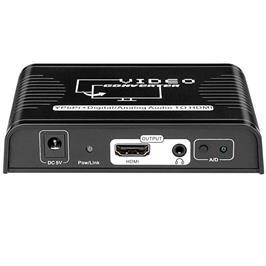 מתאם ממיר מ- COMPONENT YPbPr ל-HDMI עד 1080P מבית MATRIX דגם YPbPr2HDMI