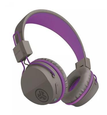 אוזניות אלחוטיות לילדים עם הגנת שמיעה מבית JLAB דגם Jbuddies StudioBT