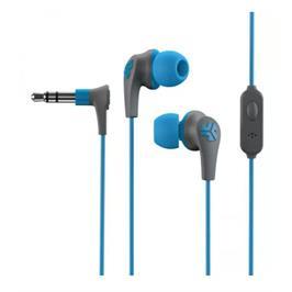 אוזניות חוטיות עם מיקרופון לניהול שיחות בית JLAB דגם JBuds Pro Wired