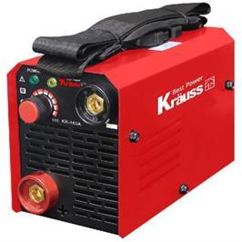 רתכת אלקטרונית מקצועית קלה וקומפקטית תוצרת KRAUSS דגם KR-165A