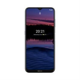 """סמארטפון 6.5"""" RAM 4GB ואחסון 128GB מצלמה אחורית 48MP + 5MP + 2MP + 2MP מבית Nokia דגם G20"""