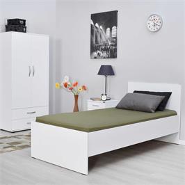 מיטת יחיד מבית HOMAX דגם קלריס RY090