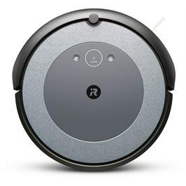 שואב אבק רובוטי פי 10 לניקוי משטחי רצפות שונים בכל חלקי הבית תוצרת iRobot דגם Roomba i3