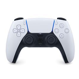 בקר משחק DUALSENSE ל-PS5 מבית SONY בצבע לבן