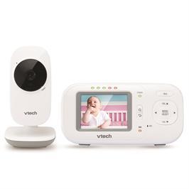 """אינטרקום לתינוק מצלמה+מסך """"2.4 דגם VM2251"""