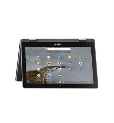 """מחשב נייד """"11.6 מסך מגע 4GB 32G מעבד Celeron® N4020 מבית ASUS דגם C214MA-BW0428"""